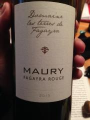 Maury Fagayra 2013